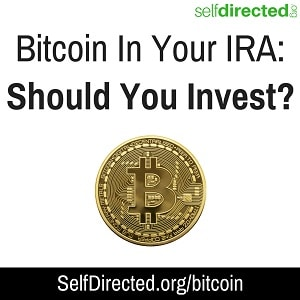 Should one invest in bitcoin now